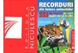 """5 x cartea """"Recorduri din lumea animalelor. 333 de lucruri pe care copii vor sa le afle"""""""