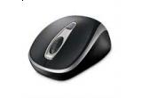 un mouse Microsoft Wireless Mobile 3000 + o cartela bonus Cosmote