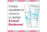 2 x set Bioderma / saptamana