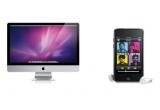 un iMac 21.5'' Core 2 Duo, un iPod Touch 8GB