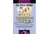 """2 x cartea """"50 de carti fundamentale despre succes"""""""