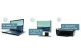 un laptop HP Compaq 8710w, un monitor HP L2045w, o imprimanta HP Photosmart C4680 All-in-one, 10 x abonament pe 1 an la revista Digital Treands