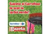 50 x pachet Carrefour pentru gratar