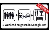 un weekend cu gasca la Geoagiu Bai (de vineri, 14 mai, pana duminica, 16 mai, pentru tine si trei prieteni)