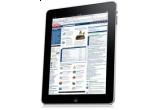 un Apple iPad