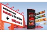 54 x 1000 de euro, 432 x Nokia X6 16 GB Black
