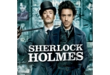"DVD cu filmul ""Sherlock Holmes"""