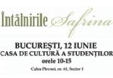 "5 x invitatie dubla la ""Intalnirile SaFrina"" - editia Bucuresti"