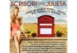 3 x invitatie pentru 2 persoane la filmul Scrisori catre Julieta, la Hollywood Multiplex